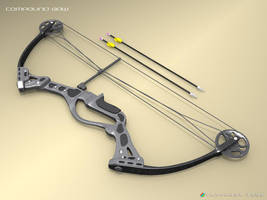 Arrows And Compound Bow by fafcf09