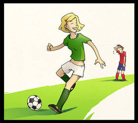 World Cup 2011 by keksfish