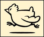 go chicken go. by keksfish