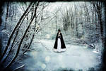 She is waiting.. by SpiritOfNature