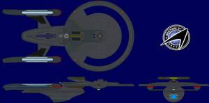 USS Ashwaubenon Multiview by Scooternjng