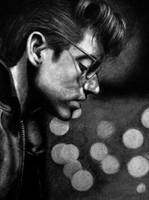 Alex Turner - Graphite by Terrahilde