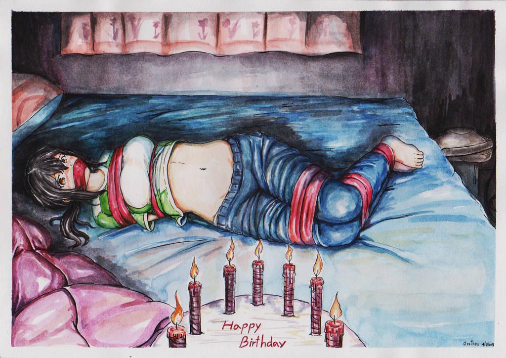 Happy Birtday Tape by Grafhou