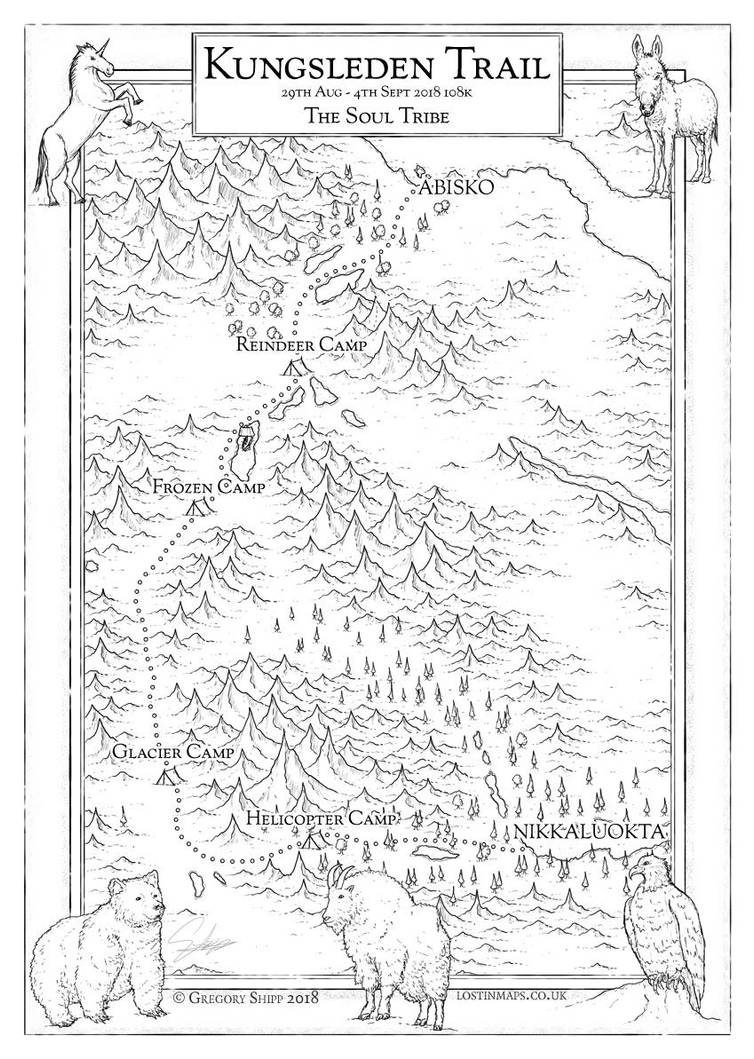 Kungsleden  by Tangaboa