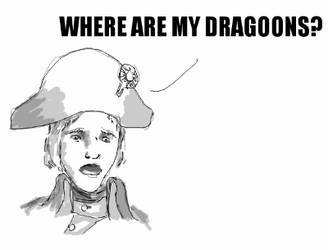 Where are my dragoons by Stalacyn
