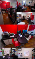 Studio Workspace 2010 by fox-orian