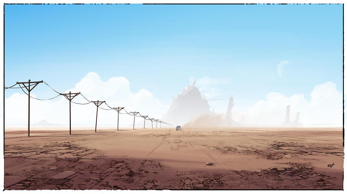 The Powerplant by fox-orian