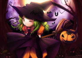 Little Witch by Hitana