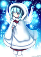 Winter Angel by Hitana