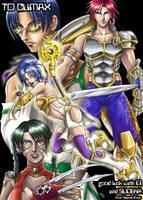 Sudeki - E3 by chibi-j