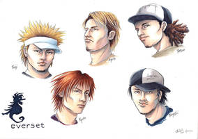 everset - Colour profile by chibi-j