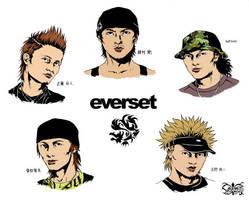everset - profiles 2 by chibi-j