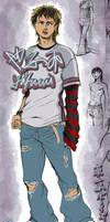 Yafumi - 2nd outfit by chibi-j