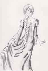 Krysta night dress by Roseprincess1