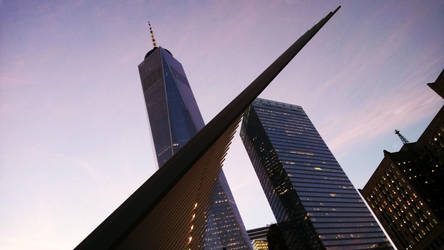 Freedom Tower 2 by jcLuna