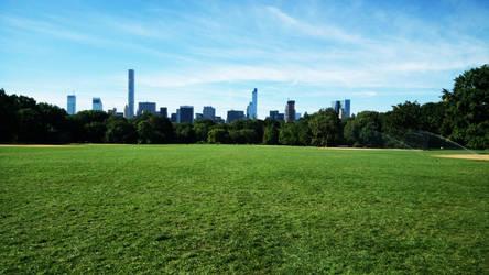 Central Park 1 by jcLuna
