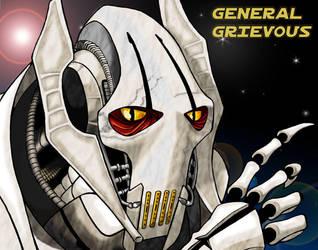 General Grievous by jcLuna