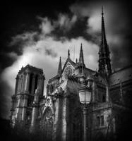 sketches from Paris XV... by Kaarmen