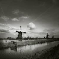 Kinderdijk... by Kaarmen