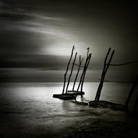 by the sea IV... by Kaarmen