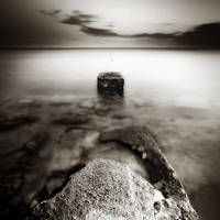 Broken pier by Kaarmen