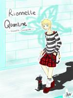 CR : Rionnette by Shionnette