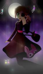 MySims AU: Clara AU and the WooDoo Dolls by SimsValeria