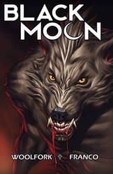 Black Moon Logo test by wolfprime