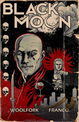 Black Moon mock cover by wolfprime