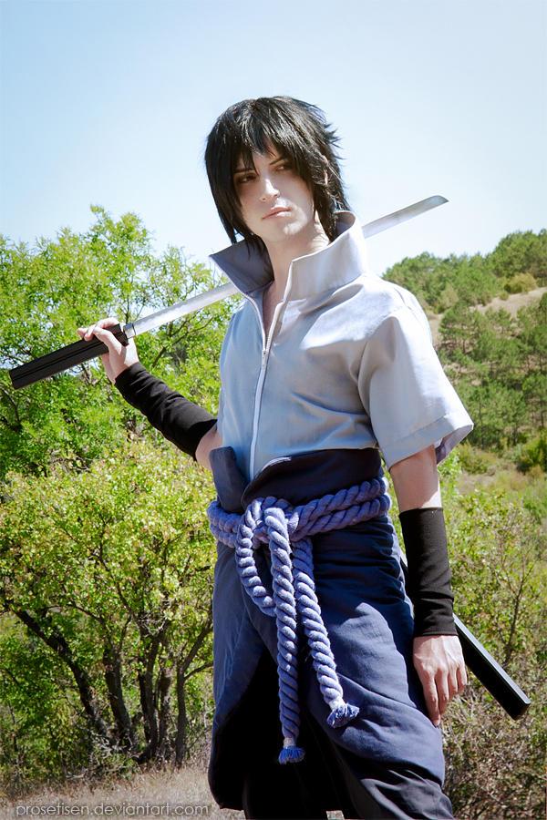 Sasuke Uchiha Cosplay by proSetisen on DeviantArt