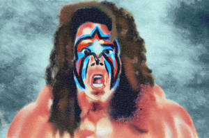 Ultimate Warrior by David-c2011