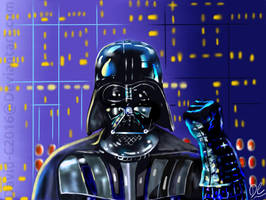 Darth Vader ESB by David-c2011