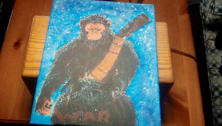 War for the planet of the apes by TheCrowAtMidnight