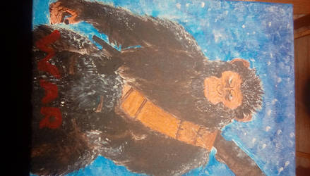 War for the planet of the apes2 by TheCrowAtMidnight