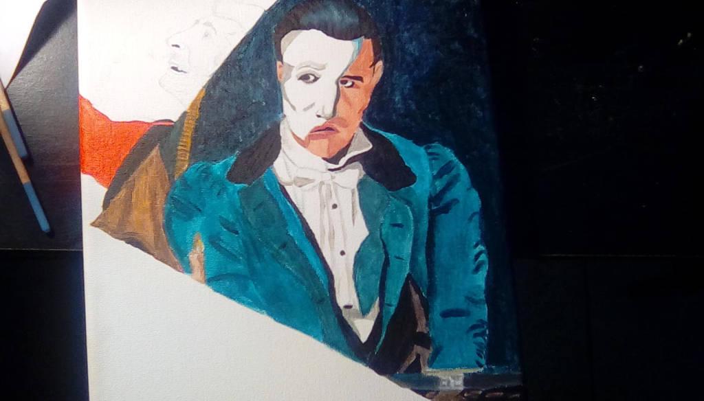 Ben Crawford Phantom by TheCrowAtMidnight
