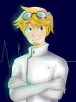 The Scientist by IridescentAngel