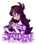Jaiden Animations by PastelBel