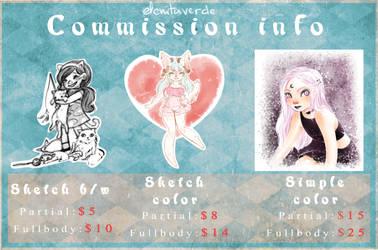 Commission info! by Lucia-Conchita