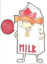 Helga Milk by Lucia-Conchita