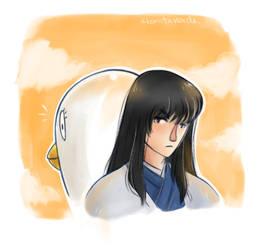 Katsura and Elizabeth by Lucia-Conchita
