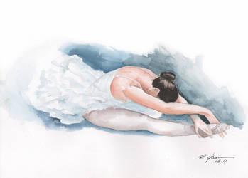ballerina by rchaem