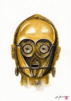C-3PO by rchaem
