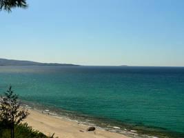 Just a Beach by XFak7oR