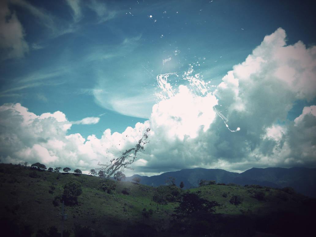 Splatter by XFak7oR
