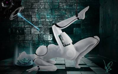 Cyborg by VanessaPadua