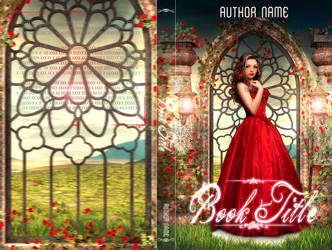 Book Cover - Rose (for sale) by VanessaPadua