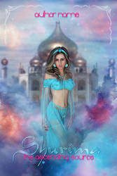 Book Cover - Shurima by VanessaPadua