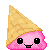 Free Nommy Ice Cream Icon by SazLeigh