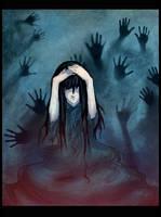 Hands Resist Her by Derogatorylt