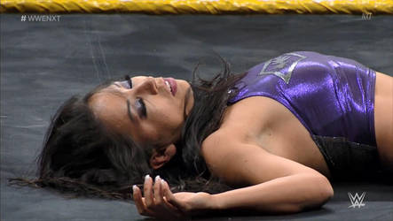 Violet Payne Unconscious 2 (NXT 09/12/2018) by ryko88